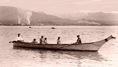 Vancouver Harbour 1890